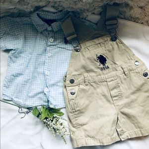 Baby boys PERFECT EASTER OUTFIT, Polo
